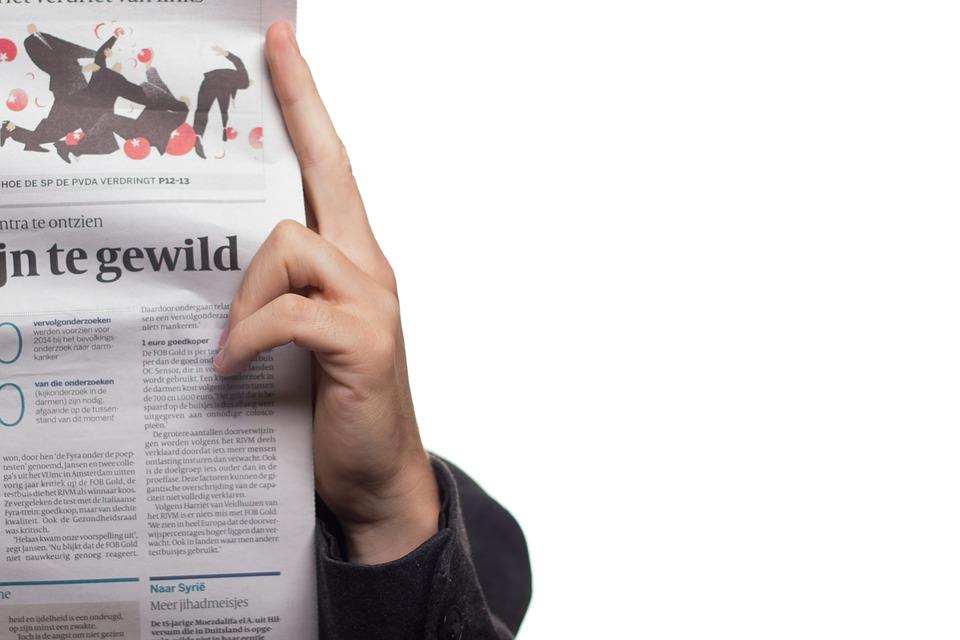 newspaper-1075793_960_720