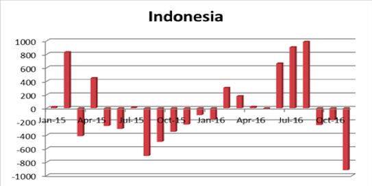 インドネシアの海外投資動向